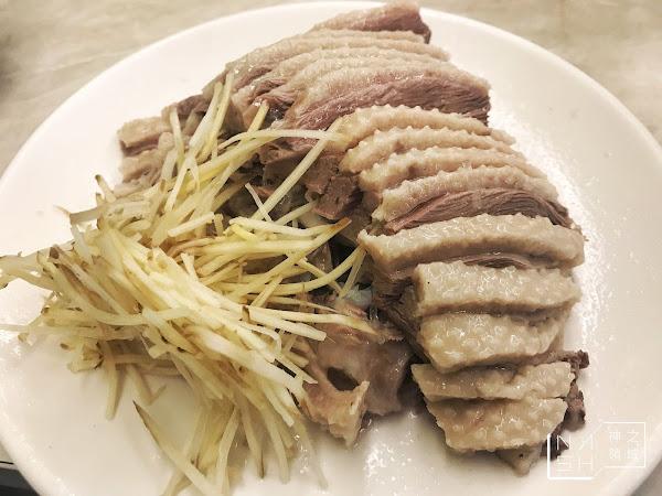 台中宵夜推薦|黃記鵝肉 必吃鵝油拌飯!中華路夜市宵夜場