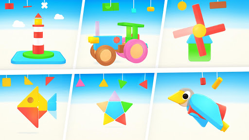 Puzzle Shapes: Learning Games for Toddlers 2.3 Screenshots 3