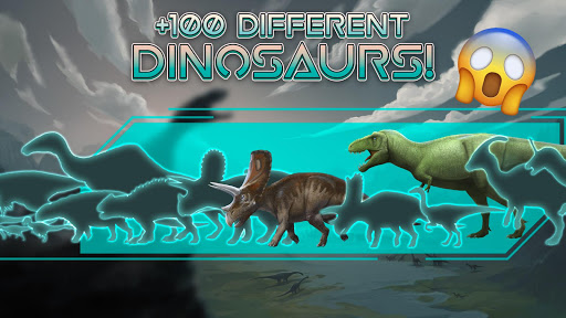 Dinosaur Master: facts, minigames and quiz screenshots 2
