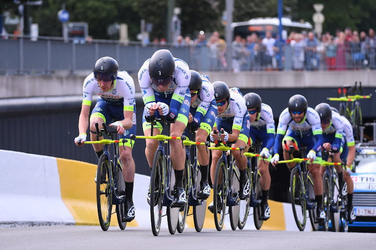 Wanty-Groupe Gobert sur le point de perdre un de ses joyaux