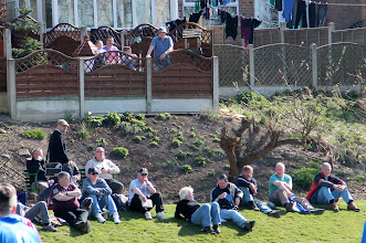 Photo: 20/04/13 v Cotgrave (Nottinghamshire Senior League Senior Division) 3-0 - contributed by Gary Spooner