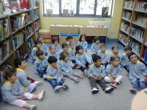 Photo: Visita nenos e nenas da Gardería Municipal