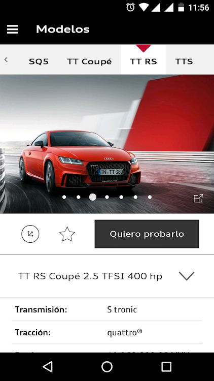 Audi Showcase – (Android Apps) — AppAgg