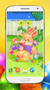 Velikonoční Živé Tapety - náhled