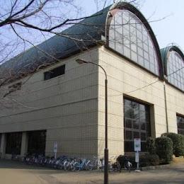 小平市民総合体育館の外観