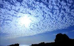 Oltre le nuvole...sole e mare