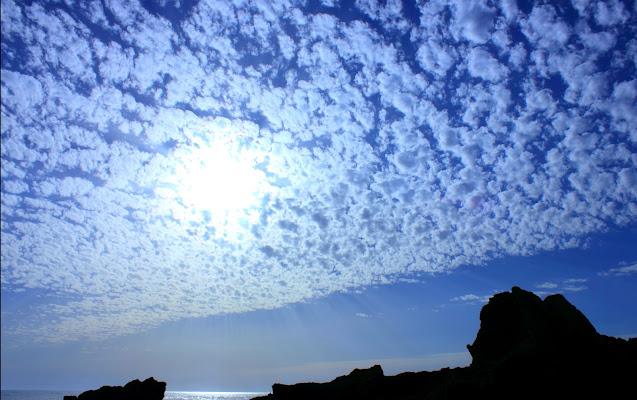 Oltre le nuvole...sole e mare di ariosa