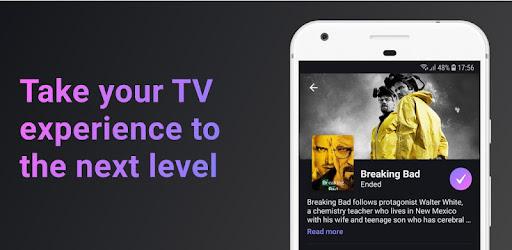 best tv tracker app 2018