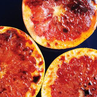 Grapefruit Brûlée.