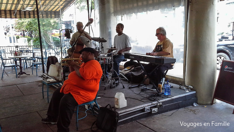 Jazz French market