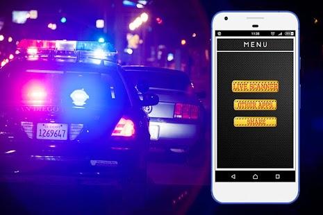 Police Scanner : Police Radio Scanner - náhled