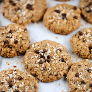 Oatmeal Chocolate Chip Coconut Lactation Cookies.