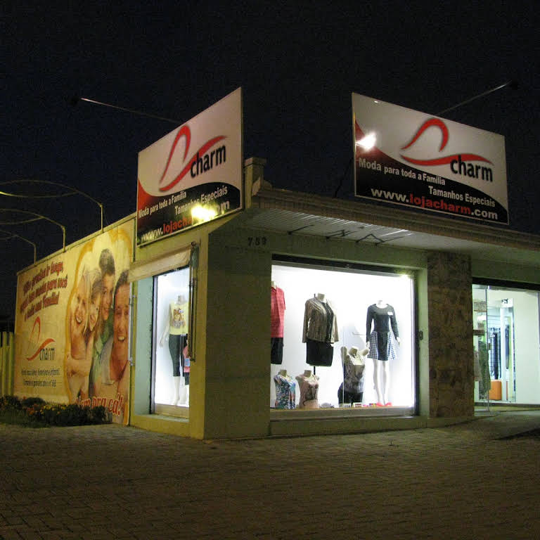 ad2ede4cd charm plus size masculina / feminina - Loja de roupas para Plus Size ...