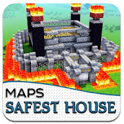 safest house in minecraft