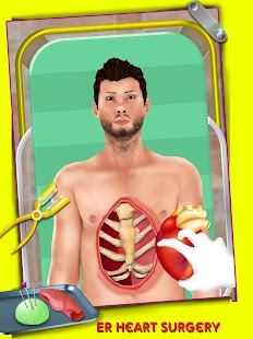 Crazy ER Open Heart Surgery Simulator- screenshot thumbnail