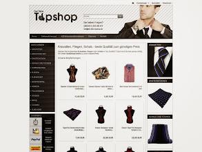 Photo: Referenz Webdesign: Der faire Topshop (XHTML, Webshop)