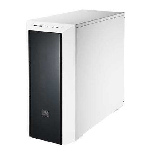 Thùng máy/ Case Cooler Master Box 5 (No power) (Trắng) (Trắng)