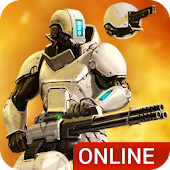 CyberSphere: TPS Online Action-Shooting Game icon