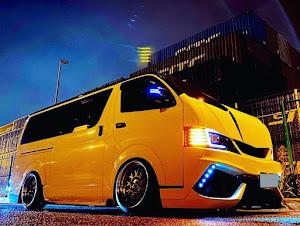 ハイエース TRH200V S-GL TRH200V H19年型のカスタム事例画像 DJけーちゃんだよさんの2020年09月03日21:32の投稿