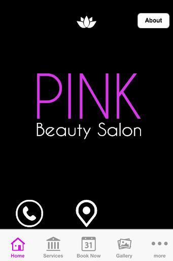 Pink Beauty Salon