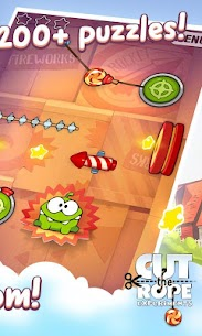Cut the Rope: Experiments FREE App Latest Version Download For Android and iPhone 2