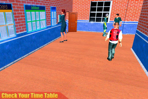 Virtual High School Teacher 3D 2.1 screenshots 2