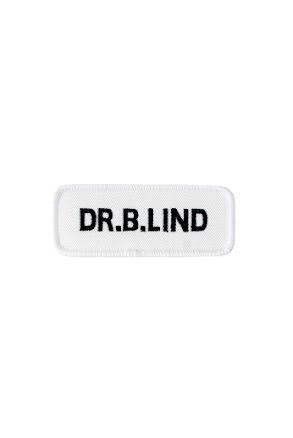 Namnskylt Dr. B Lind
