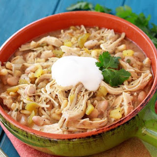Cajun White Chicken Chili Recipes