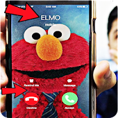 Real Call From Elmo *OMG HE ANSWRED*