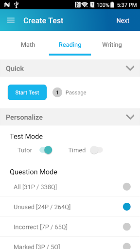 Download UWorld SAT Qbank Google Play softwares