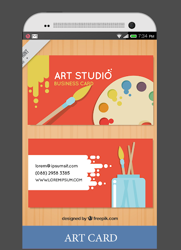 Download Mixcard - Visit Card Maker on PC & Mac with AppKiwi APK