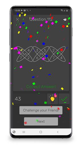 Brain Math: Puzzle Games, Riddles & Math games 1.8 screenshots 3