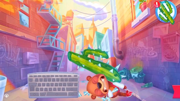 Despicable Bear - The Ship Attack
