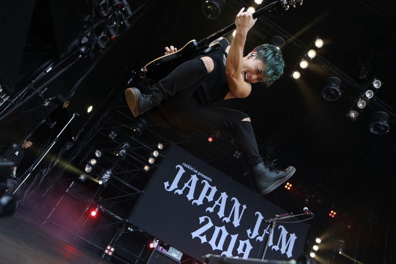 【迷迷現場】 JAPAN JAM 2019   coldrain