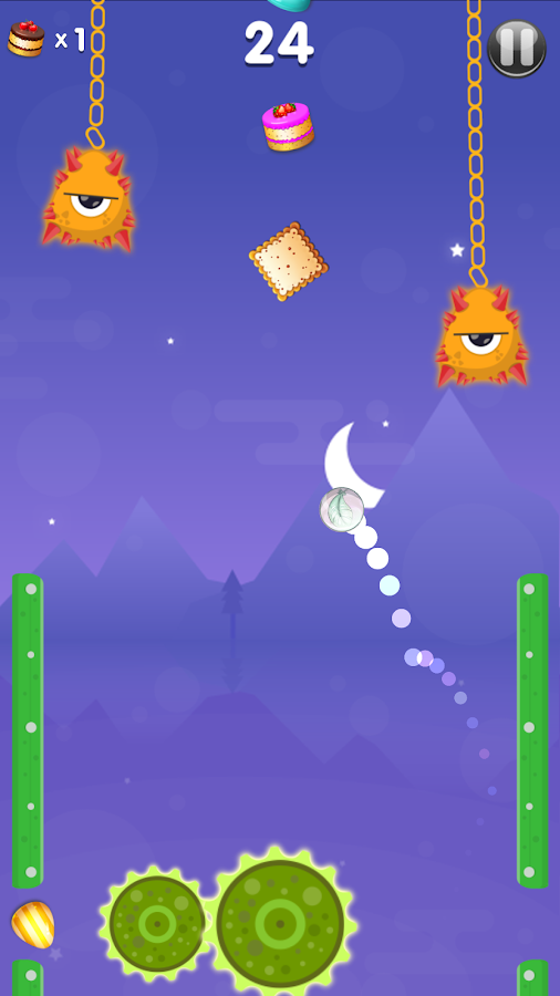 Cake Adventure - Simple Game- screenshot