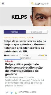 Kelps - Decida meu voto- screenshot thumbnail