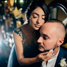Wedding photographer Maksim Andryashin (Andryashin). Photo of 01.01.2018