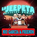 La Jeepeta Remix - Nio Garcia, Anuel AA icon
