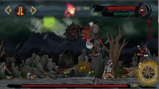 Dead Fugitive Escape- free screenshot 4