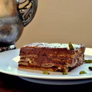 Cardamom Lee's Cake.