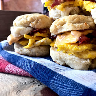 Bacon, Egg, and Cheese Biscuit Recipe