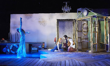 Photo: Wiener Staatsoper: UNDINE (Kinderfassung). Premiere 18.4,2015, Inszenierung: Alexander Medem. Foto: Wiener Staatsoper/Pöhn