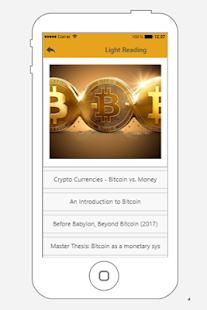 bitcoin recunoscut