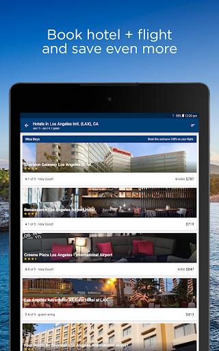 Travelocity Hotels & Flights 20.37.0 screenshots 11