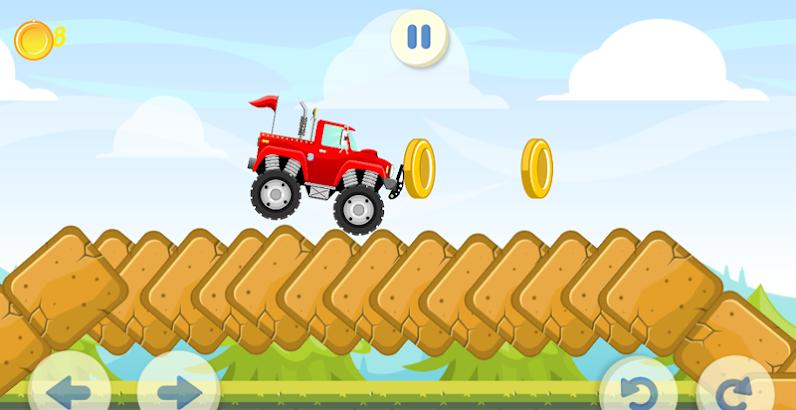 Racing Monster Truck- screenshot thumbnail