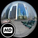 Panorama Wallpaper: City icon