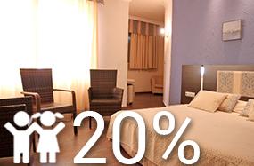 Hotel Ibersol Cavaliere Sur Plage</br>Costa Azul