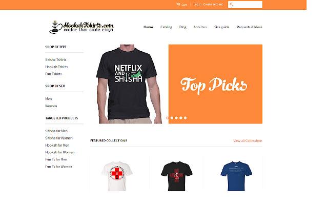 HookahTshirts.com - Best Hookah Tshirts