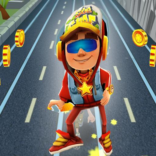 Train Surf Run Rush (game)