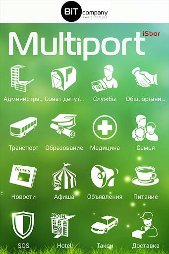Multiport iSBor